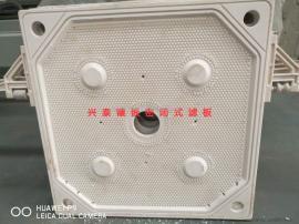 加工定做滤板 各种增强聚丙烯滤板 兴泰定做压滤机配件