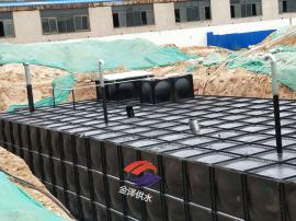 地埋箱泵一体化抗浮消防水箱 *做地埋水箱