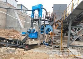 石子生产线塔的作用 混凝土再生石子生产线