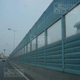 小区隔声屏障设计施工
