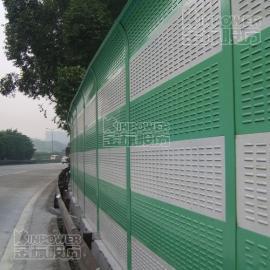 扬子江大道隔声屏障规格样式选择