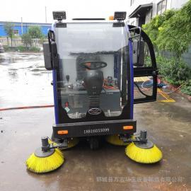 小型电动扫地车 吸尘式扫地车 节能环保除尘