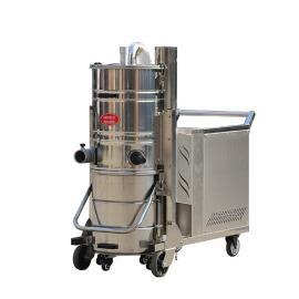 大风量涡轮电机工业吸尘器3000W机械厂锅炉厂加工车间用吸尘器