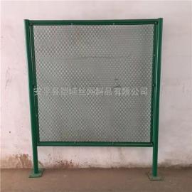 安平恺嵘生产 桥梁卷圈防护网 高速护栏工程挡板