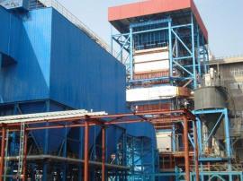 生物质颗粒锅炉除尘器除尘效率及除尘器配置