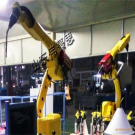 管道自动焊接机器人 船舶行业全自动点焊机器人