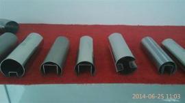 30*60非标凹形管、加木板专用凹槽管制作公司