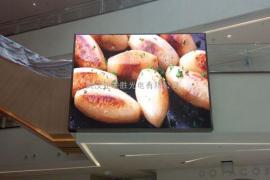 p2室内18平米高端表贴LED全彩显示屏工厂总预算报价