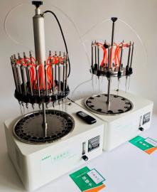 圆形水浴氮吹仪气体流量:0-20lpm