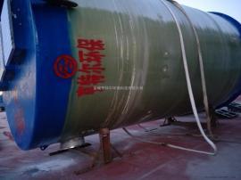 生产玻璃钢一体化泵站 污水提升泵站