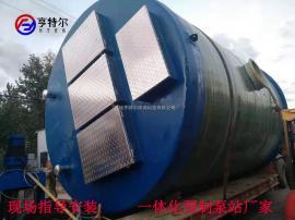 泵站一体化提升设备生产质量好