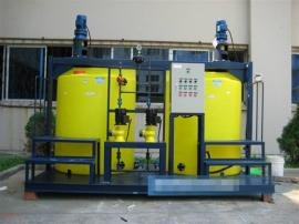 PAC加药装置厂商/干粉絮凝剂投加设备