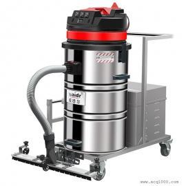 工业无线大功率吸尘器 车间地面吸灰尘颗粒1500W吸尘机