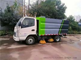 凯马程力威牌扫路车 路面专用小型清扫车