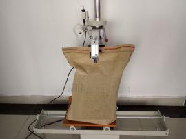 滑板式封口袋缝包机FN600A立柱封口袋缝包机