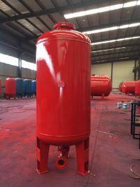 消防隔膜压力罐型号