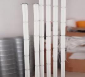 六耳卡盘除尘滤芯滤筒 阻燃滤芯 覆膜滤芯2280