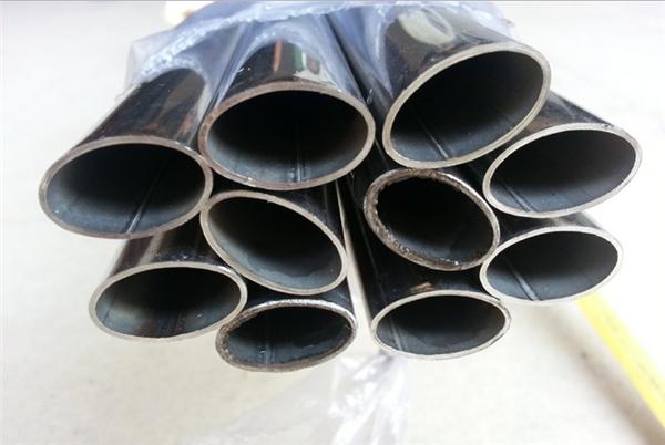尖椭圆管厂-镀锌椭圆管生产厂