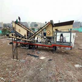 高速公路骨料生产线 新型制砂机 砂石粉碎设备