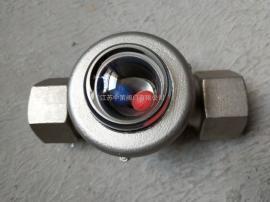 SG-FQ11-032不锈钢半球形浮球水流指示器