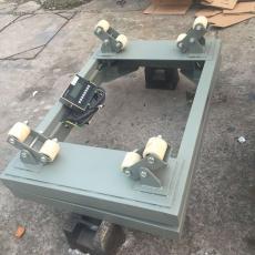 化工厂专用电子钢瓶秤,带打印防爆钢瓶磅秤