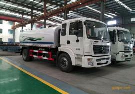 东风天锦洒水车 8吨绿化喷洒车 福田瑞沃15吨洒水车