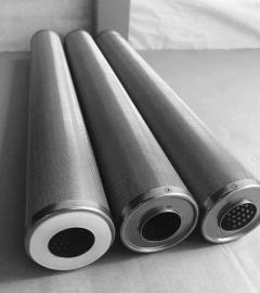 不锈钢滤芯 机油除杂过滤芯 可重复使用不锈钢304油除杂滤芯
