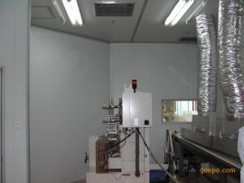 摄像头模组净化车间装修工程
