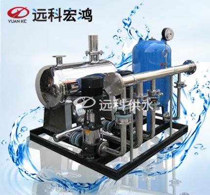 管网叠压型变频恒压供水设备知名品牌