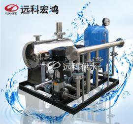 叠压供水设备恒压变频供水设备特点
