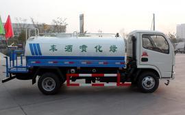 东风天锦60米抑尘雾炮车安全可靠