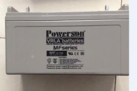 POWERSON�腿A蓄�池12V24AH蓄�池��r代理