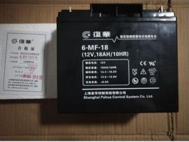 复华铅酸免维护蓄电池12V38AH型号参数