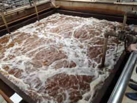 40吨生猪屠宰场废水处理设备YATZ-40T生猪屠宰污水处理一体机