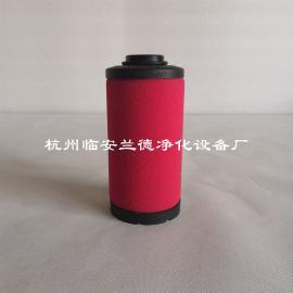 除油滤芯 永捷Qualiair QF-156G/ACS 管道精密过滤器滤芯