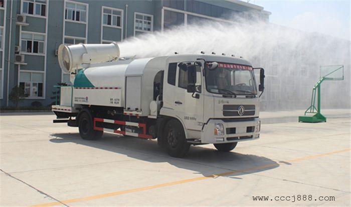 东风矿区抑尘车厂-粉煤灰降尘车