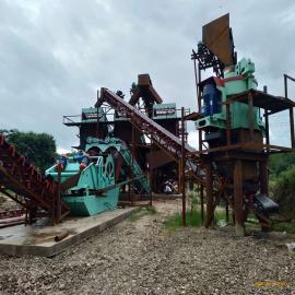 沃力重工 环保型制砂洗砂机械无污染