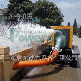 防汛抢险移动泵车/300立方柴油移动泵车/ZW200-300自吸污水泵