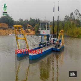河道采沙船|抽沙船|抽沙设备|挖沙船|链斗式淘金船