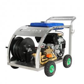 洁乐美ST-2041GR汽油管道疏通机22P大功率下水道清洗机200公斤