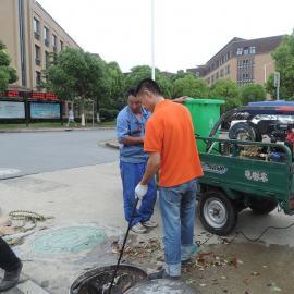本田双缸汽油下水管道疏通机市政环卫高压污水道清洗机200公斤