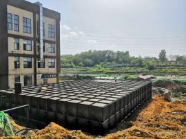 消防地埋式水箱-BDF消防水池