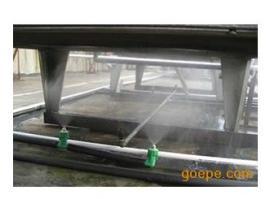 机房空调机组喷淋降温设备安装
