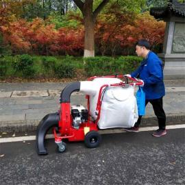洁乐美吸落叶机幼儿园假草坪吸树叶机器公园小区垃圾瓶子清扫机