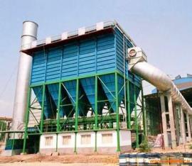 旋风除尘器的吹风方式和特点