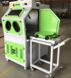 手动喷砂机,小型箱式环保型喷砂机