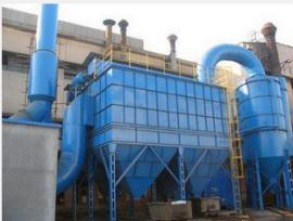 铸造厂布袋除尘器的烟气和清灰效果