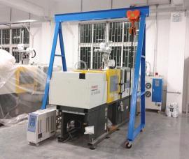 利欣设备电动葫芦龙门架机械工厂专用