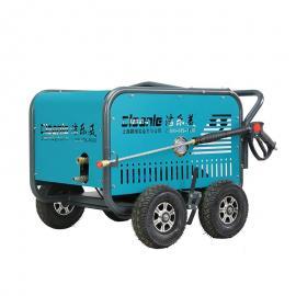 洁乐美工业电动高压清洗机380V高压水枪AR泵除锈冲洗机280公斤