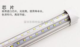 led日光灯规格T8/T5led日光灯管分类